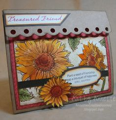 Annette's Creative Journey: May Stamp of the Month Blog Hop