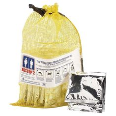 RESTOP Wilderness Waste Containment Pouch * Read more reviews of the product by visiting the link on the image.