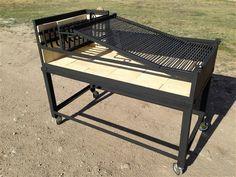 Wood Fired BBQ Grills | Parrillas | Uruguayan & Gaucho Grills - NorCal Ovenworks Inc