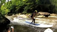 SUP America Tour: Whitewater Newbies | SUP magazine