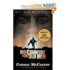 No Country for Old Men (Vintage International): Cormac McCarthy: 9780307387134: Amazon.com: Books
