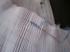 Free Smocking Plate Patterns | ... Perle Cotton #8, which is my favorite for smocking geometric designs