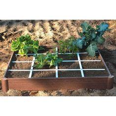 Square Foot Gardening Kit