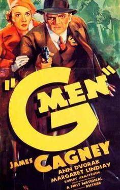 G Men Contra el Imperio del Crimen (1935) VOSE
