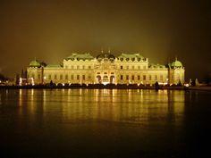 Vienna Austria | Vienna Austria Upper Belvedere Palace
