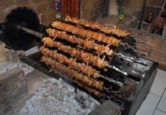 Discover thousands of images about Homemade Bbq grill/smoker Barbecue Design, Grill Design, Bbq Grill, Grilling Shrimp, Grilling Corn, Grilling Burgers, Grilling Tips, Healthy Grilling, Fire Cooking