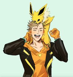 Team Instinct Spark   All rights belong to rightful owner…
