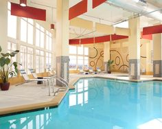 Amenities at Bluegreen Vacations Bluegreen Club 36™, an Ascend Resort in Las Vegas, NV, include an inviting indoor swimming pool surrounded by soundproof glass. Enter for a chance to win your Dream Honeymoon here: www.choicehotelsoffers.com/dreamhoneymoon  #sweepsentry