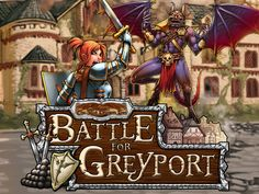 BoardGameBuds Preview Red Dragon Inn Battle for Greyport Kickstarter, taking a look at the upcoming cooperative fantasy deckbuilding game for 2-4 players .