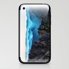 Mountains Breathe Too iPhone & iPod Skin by Mixed Imagery | Society6