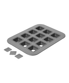 Another great find on #zulily! Lift & Serve Single Square Pan by Chicago Metallic Bakeware #zulilyfinds