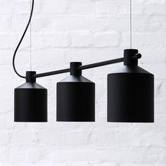 Silo lamp for Zero