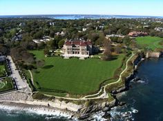 The Breakers ~ Newport, Rhode Island