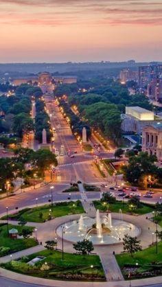 Philadelphia. Really wanna go there.!!!