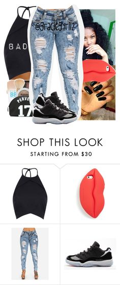 """""""a real baddie knows what she wants."""" by graciegyrl12 ❤ liked on Polyvore featuring Rebson, STELLA McCARTNEY and Retrò"""