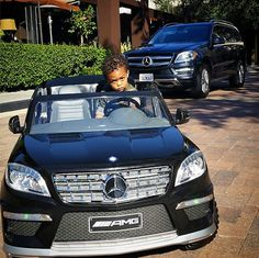Lifestyles of the Rich and Famous… Babies: North West, Blue Ivy Carter and More! 10 Celebrity Kids With Sweeter Rides Than You!