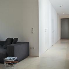 Livingroom with Cube QL door + frame -  Bod'or KTM - Residential - Doors: Cube QL