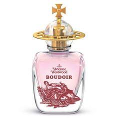 Boudoir JOUY Edition VIVIENNE WESTWOOD 2009 (Mandarine, baie rouge, sève de bambou - Jasmin, iris, pivoine rouge - Santal, mousse de chêne, muscs blancs, ambre blanc)
