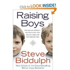 Steve Biddulph's Raising Boys: Why Boys are Different - and How to Help Them Become Happy and Well-Balanced Men