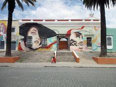 street art in puebla mexico