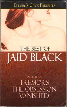 The Best Of Jaid Black Tremors Obsession Vanished BK 1419951270