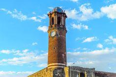 Saat Kulesi  Erzurum..