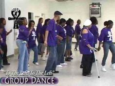 """▶ Step / Line Dance - """"Beyonce: To The Left"""" - YouTube"""