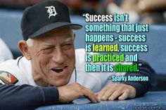 Share the success