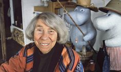 Tove Jansson should have won Nobel prize, says Philip Pullman