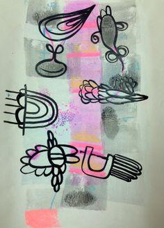 acd58b55d5b Diving Deeper Down a digital print of an original by artesprit