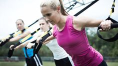 #TRX Exercise – It' Time to Try Something New