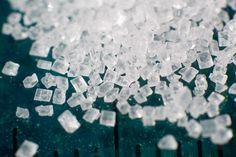 sculptural sugar crystals