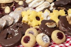 Vánoční BEZLEPKOVÉ cukroví