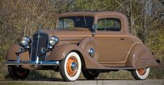 1934 Chevrolet Master Sport Coupe