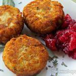 Holiday Leftovers: Turkey-Potato Patties