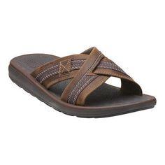 052807fb5c6b Men s Clarks Kernick Cross Nubuck Men s Sandals