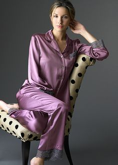 396936e444 Luxury silk pajamas! https   www.juliannarae.com products