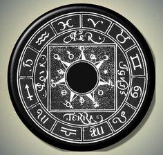 ALCHEMY MANDALA Sacred Geometry Alchemist 225 Large by Yesware, $6.00. Refrigerator Magnet