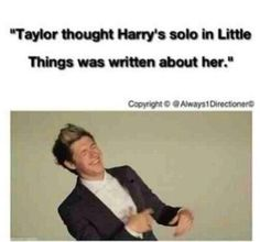 yeah, and every guy she dated still loves her, haha (shh they don't love her even Harry )