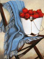 12 beaux tableaux de stella bruwer - Page 20 Marjolein Bastin, Creation Photo, South African Artists, Animation, Butterfly Chair, Pictures To Paint, Pretty Pictures, Painting Inspiration, Still Life