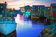 Halifax, Peggy's Cove