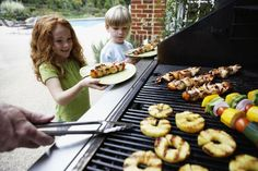 Tips for Healthy Grilling