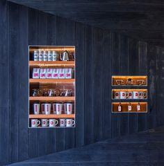 Galería de Cafetería Kearny / jones | haydu - 2