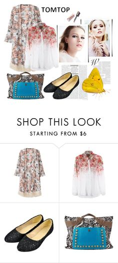 """Tomtop+27"" by fashion-addict35 ❤ liked on Polyvore featuring vintage and tomtop"