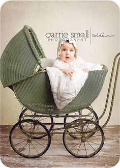 Old Pram by carriesmallphotography