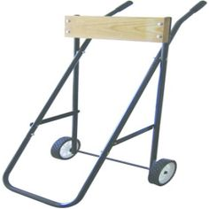 Outboard Motor Trolley - Only $109.99 Boat Accessories, Outboard Motors, Steel Frame, Baby Strollers, Baby Prams, Prams, Strollers, Boating Accessories
