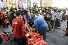 Bienvenidos a la UNAB, alumnos de la Facultad de Ingeniería