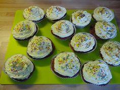 Meine ersten Cupcakes   My first Cupcakes