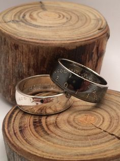 How to make a Coin Ring-lots of pics and examples! - Album on Imgur