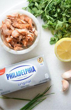 Smoked Salmon Spread, Smoked Salmon Appetizer, Smoked Salmon Recipes, Smoked Fish, Fish Recipes, Smoked Trout, Smoker Recipes, Healthy Recipes, Cream Cheese Spreads